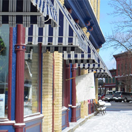 winter-shopping-in-whitehall-michigan